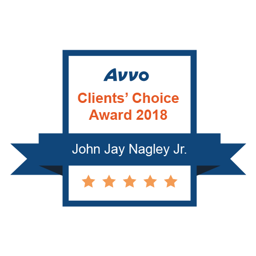 Avvo Clients Choice 2018